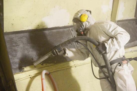 Déplombage peinture au plomb (2) - SARGROUPE | SARDEIC ...